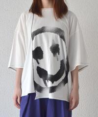 デッドスマイルワイドTシャツ(AF294003-01)