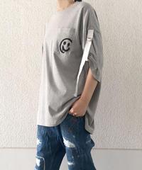 2WAYポケットTシャツ(AF252006-07)