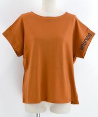 バックギャザーTシャツ(RF235002-43)