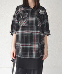 BIGチェックシャツ(AE052003-09)
