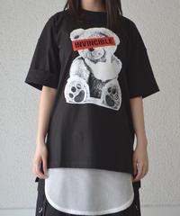 ブロークンベアTシャツ(AF235003-09)