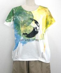 ムーンライトTシャツ(RF246005-72)