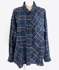 クレイジーBIGシャツ(AE045002-32)