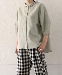 ランタンスリーブシャツ(RE076005-69)