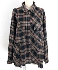 クレイジーBIGシャツ(AE045002-09)