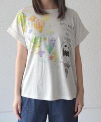 エアバルーンコビーTシャツ(RF242003-06)
