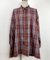 テールカットAラインシャツ(RE079006-50)