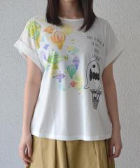エアバルーンコビーTシャツ(RF242003-01)