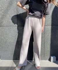 pleats pants / 3color
