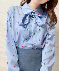 strawberry blue BL