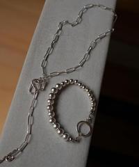bubble chain bracelenecklace