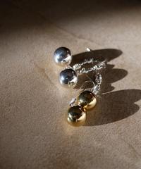 gamelan double pierce/earrings SHORT