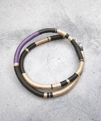 code necklace LILAC