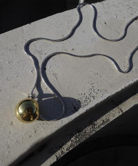 gamelan necklace  GOLD