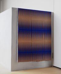 batik kaftan -blue-
