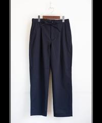 comm.arch. Cool Seersucker Easy Trousers