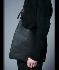 """NICENESS Horse Leather Shoulder Bag """"LOWE-MEDI"""""""