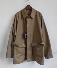 INVERTÈRE Raglan Coat with Detachable Vest