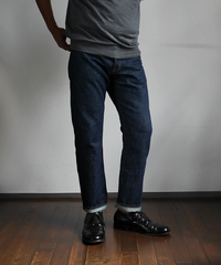 RICHFIELD J-1 Slim Tapered Jeans