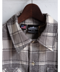 THOUSAND MILE Flannel Check Ballast Shirt