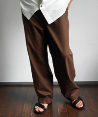 HEALTH Easy Pants #3 Brown Cordlane