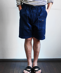 HARRISS Made in Honolulu Corduroy Shorts