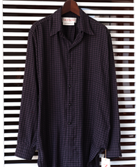 "NICENESS Detchable Collar Shirt ""MILLER"""