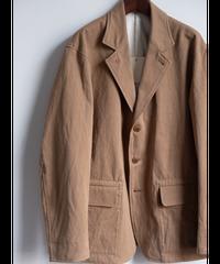 ULTERIOR Bizen Gabardine Sack Jacket