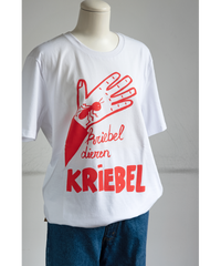 "SARAH CORYNEN ""KRiEBEL"" Print T-shirts"