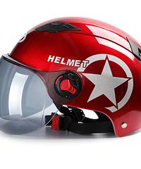 バイク ヘルメット 半ヘル アメリカン スクーター オートバイ キャップ