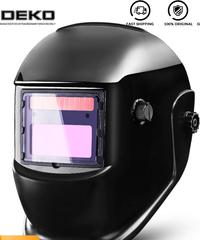 溶接マスク 防塵 溶接ヘルメット 激安 自動遮光溶接ヘルメット DEKO
