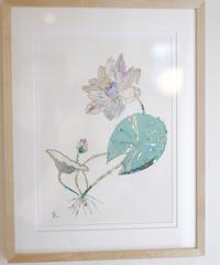 セミオーダー  花・植物 (大) +1石以上のストーン
