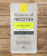 〈紅茶〉瀬戸内レモン《 3.5g ×10ティーバッグ》