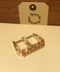 カスタムオーダー /ハンマートーンシルバー925バックル+ダイヤモンド