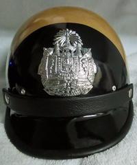 タイ警察ヘルメット 一般警察官