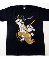 ハヌマーンTシャツ 剣柄