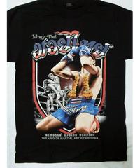 タイフェスで大人気のムエタイTシャツ ワイクルー
