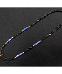 プラクルアン用ネックレス ウッドビーズタイプ3色