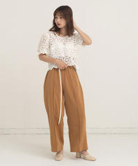 linen relax pants
