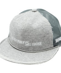BLACK HONEY CHILI COOKIE (ブラックハニーチリクッキー) 2902701 / B.H.C.C Cut Embroidery Baseball Cap - GRAY