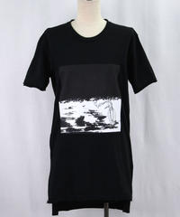 Bennu(ヴェンヌ)  120710104 /『KITSUNE』Collaboration Cut Off Loose Tee