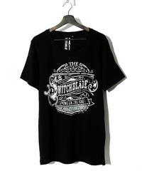 SWITCHBLADE (スウィッチブレード)1001101 / OLDSIGN TEE-BLACK