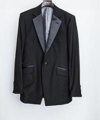 Bennu(ヴェンヌ)  BH16AW-JK05 / Tuxedo Cross Knotted Lapel Jacket