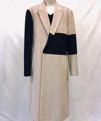 Bennu(ヴェンヌ)  120831102 / Color Changing Semi double Long Coat