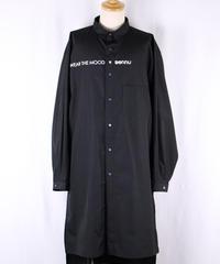 Bennu(ヴェンヌ)  120730405  /   Print short color long Shirts