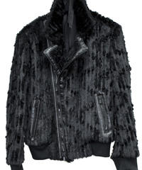 ys Yuji SUGENO (イース ユウジ スゲノ) 210830903 / Recchis fur Double Riders Jacket