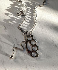 Knuckle Necklace