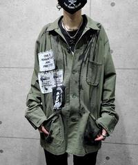 -ANARCHY-Military Jacket(A)
