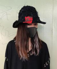 -逆走芸術-Crust×Paint Hat