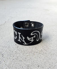 Leather -CHAOS- Bangle